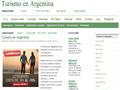 Guia de turismo en Argentina